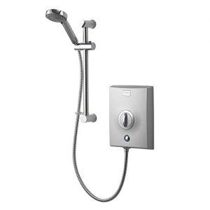 Elektrodusche mit Duschsystem