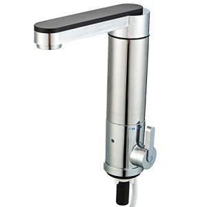 Elektrischer Wasserhahn für das Badezimmer