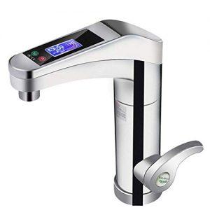 Elektrischer Wasserhahn Badewanne