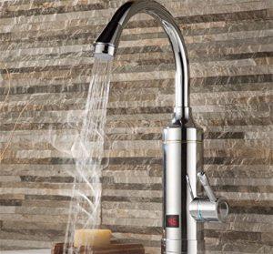 Elektrischer Wasserhahn Küche
